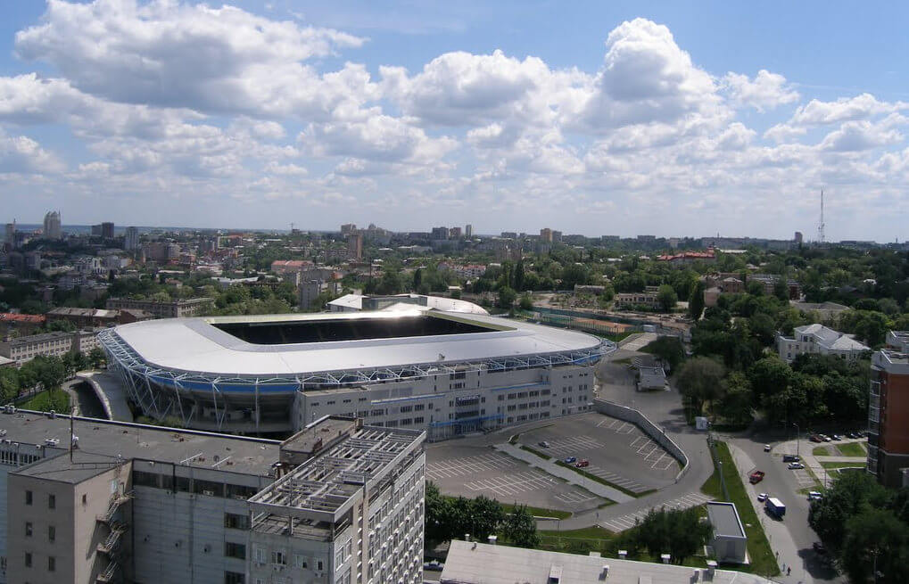 """The Dnipro Arena"" Stadium"