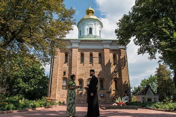 Vydubytsky Monastery