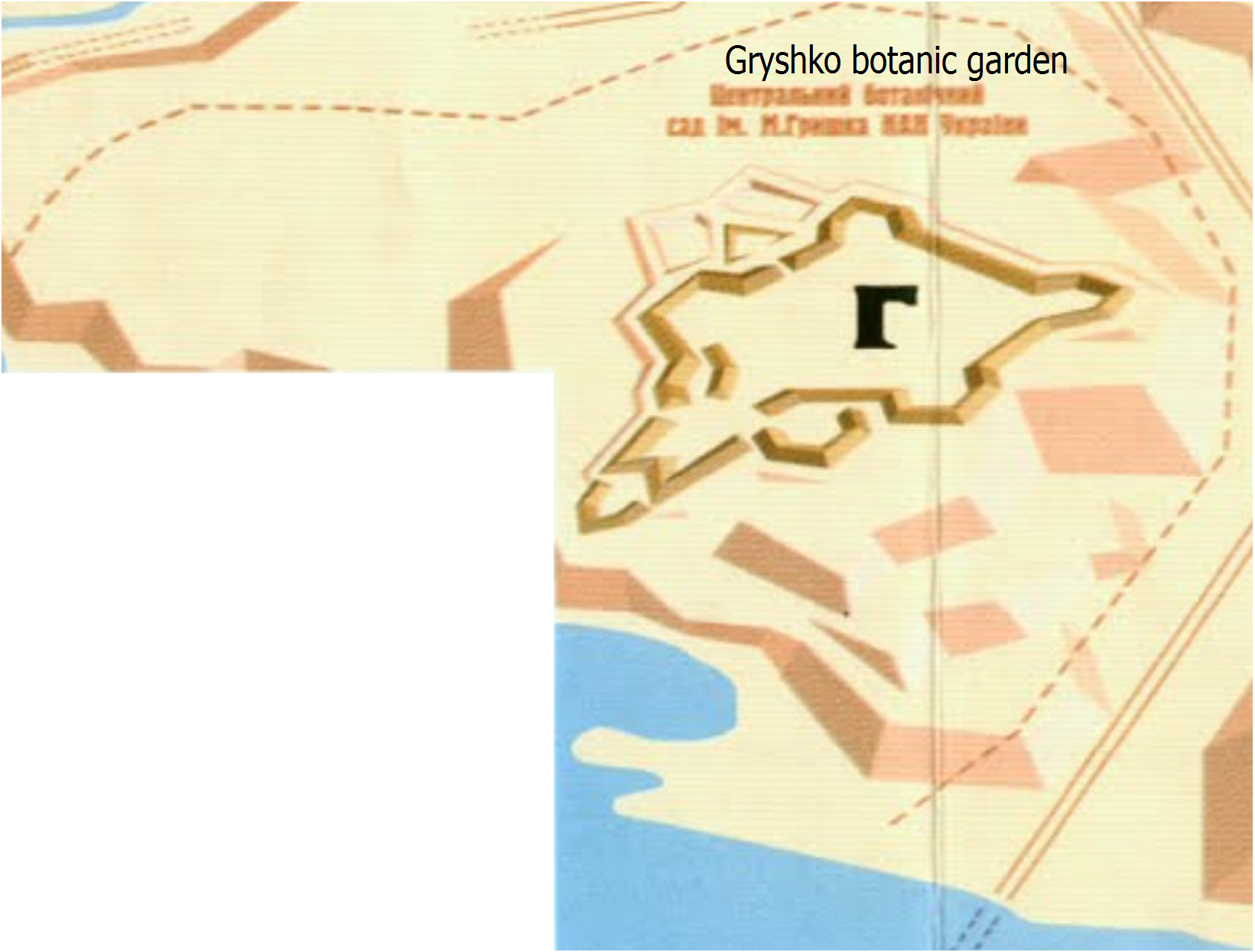 Zvirynets fortification