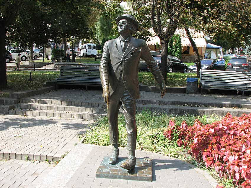 Monument to Panikovsky