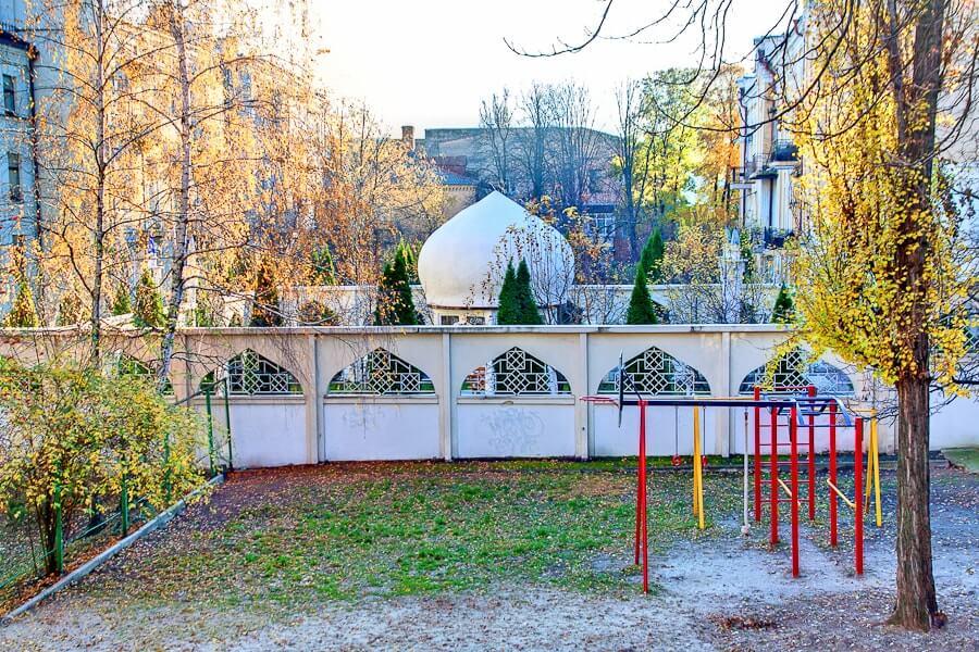 Мини мечеть