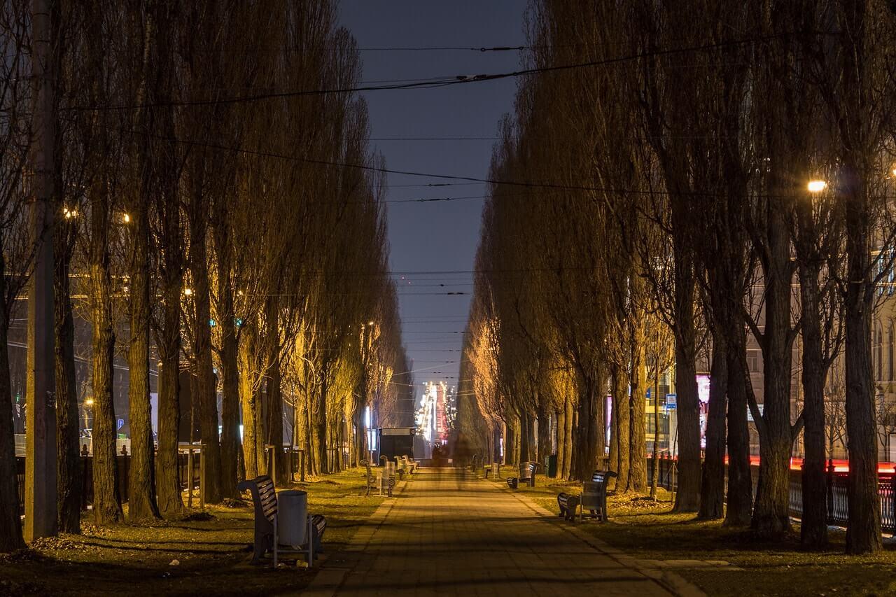 Shevchenko Boulevard