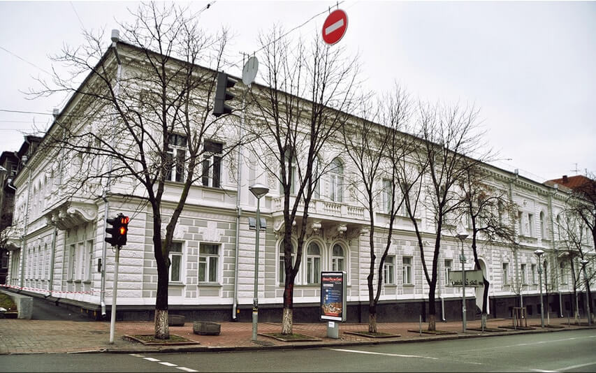 The National Museum of Shevchenko