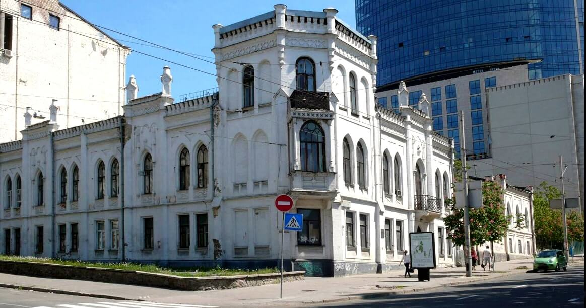 The Tereshchenko mansion