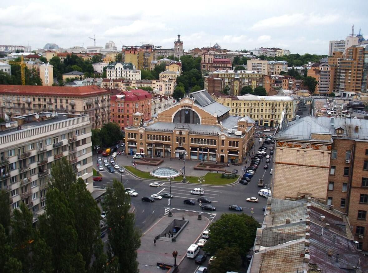Bessarabska Square