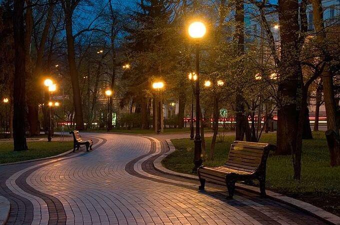 Мариинский парк