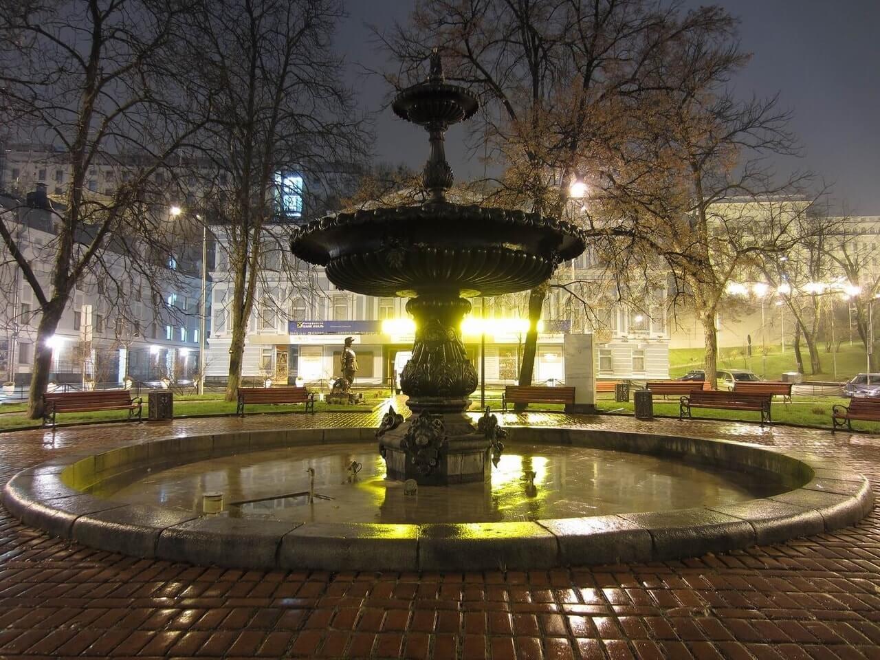 Ivan Franko Square
