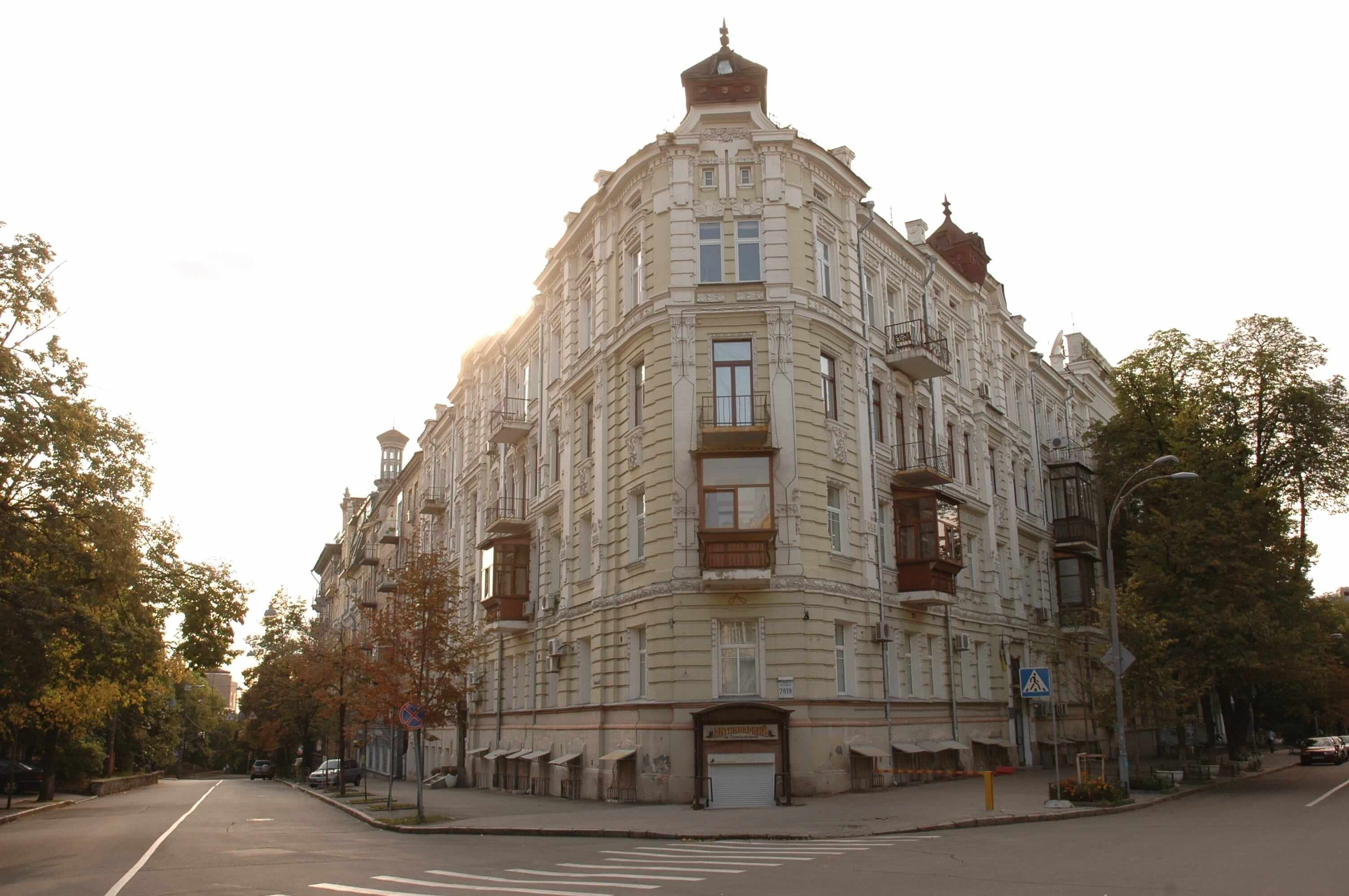 Lutheranska Street