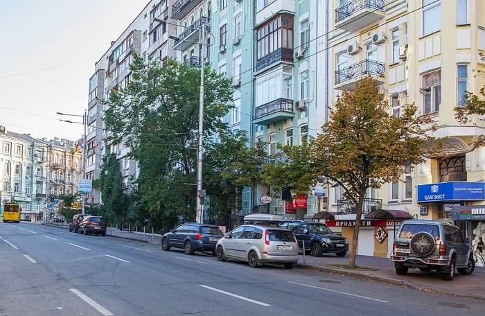 Shota Rustaveli Street