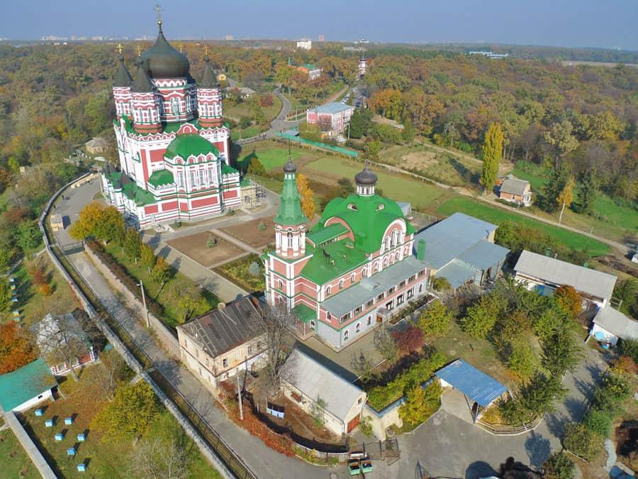 Св.Пантелеймоновский монастырь