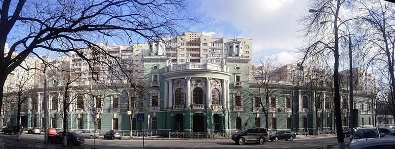 The building of the former hippodrome