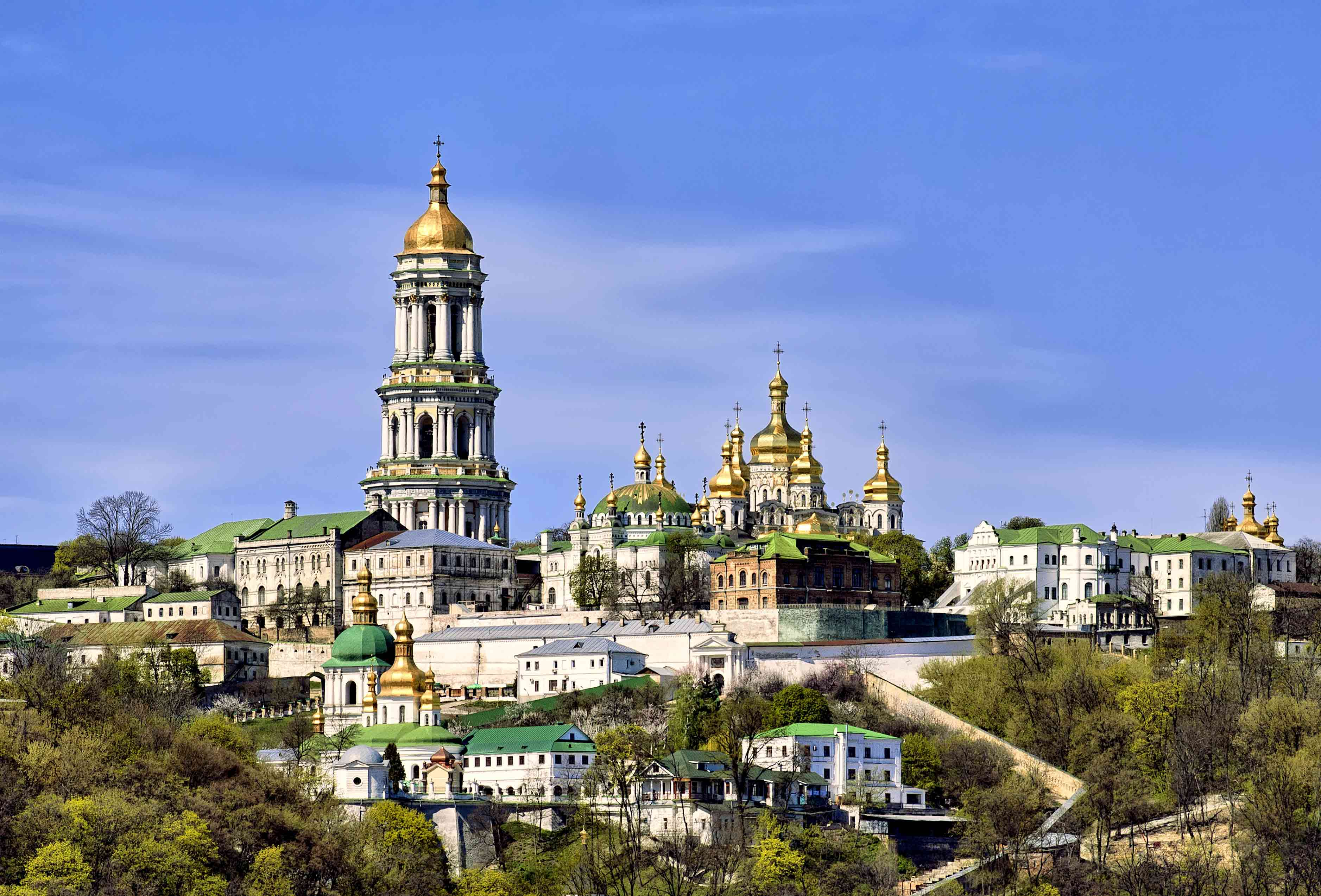 The Kiev-Pechersk Lavra