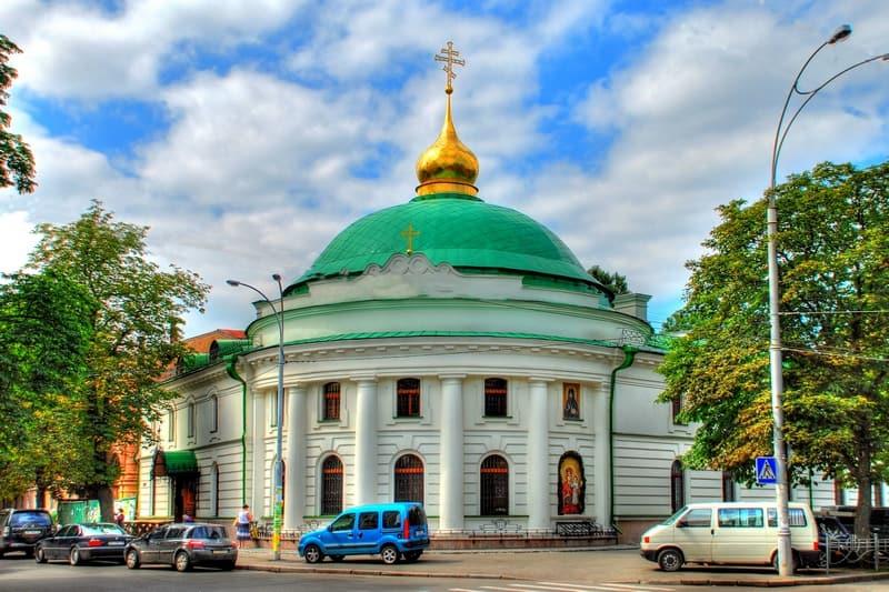 Vvedensky Monastery