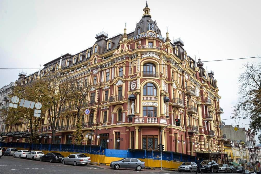 39/24, Volodymyrska Str. – the profitable house of Sirotkin