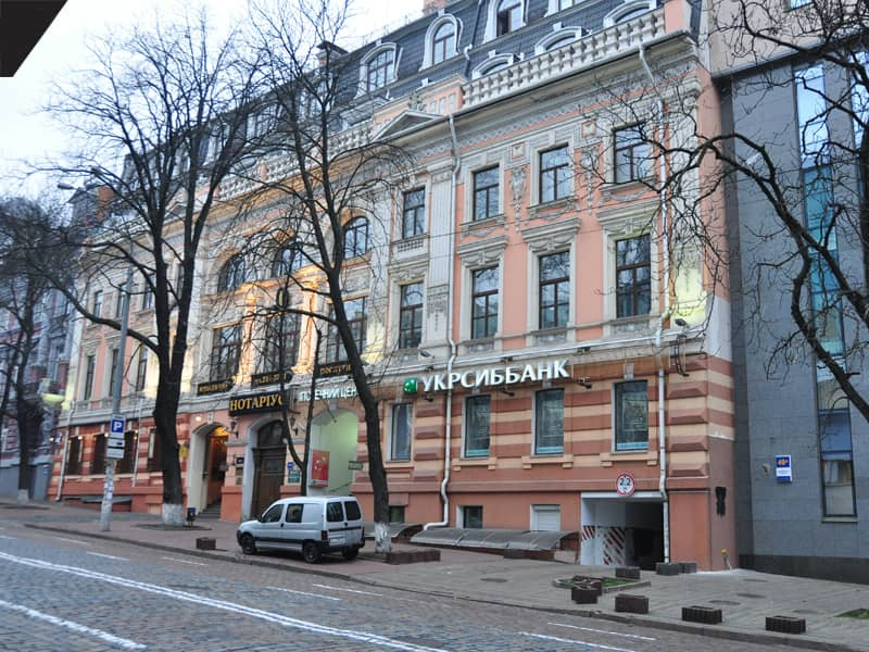 47, Volodymyrska Str. - house of Michelson