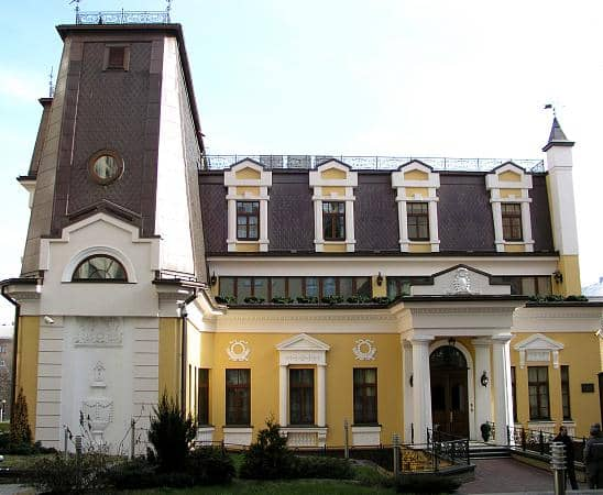 49, Volodymyrska Str. – the mansion of Ilyashenko-Tomara