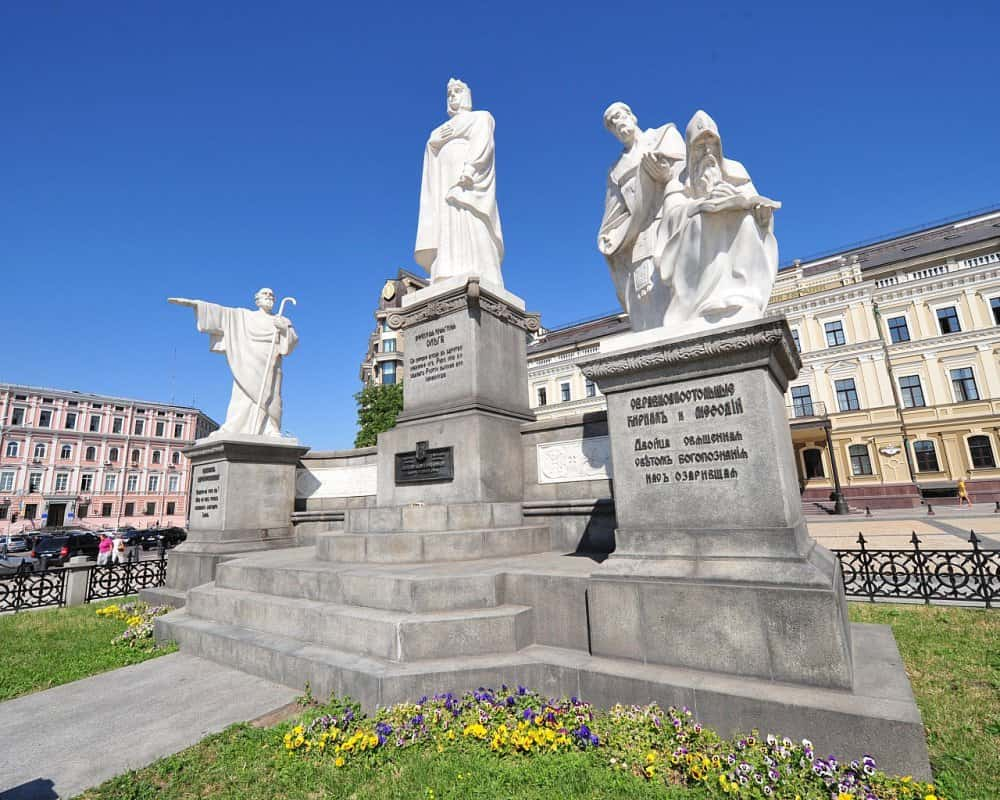 The Monument to Olga the Princess