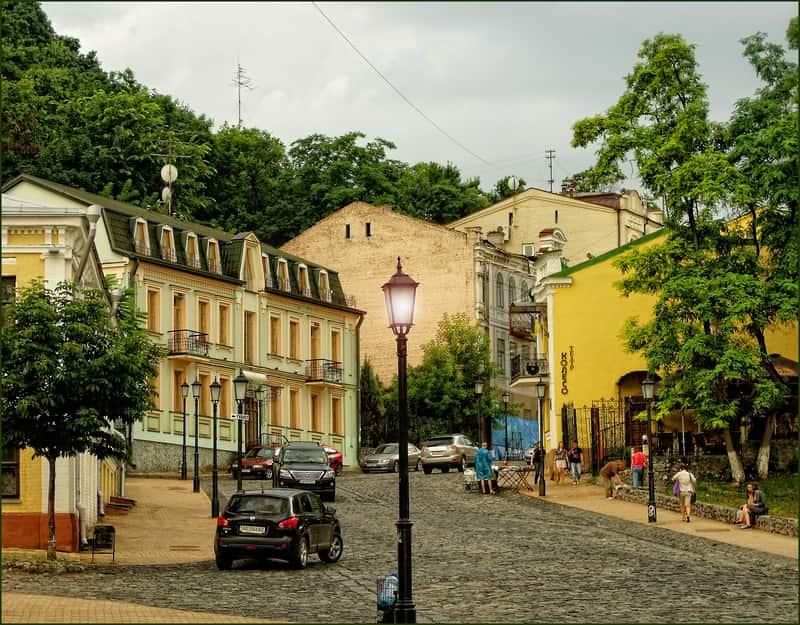 Andriivsky Descent