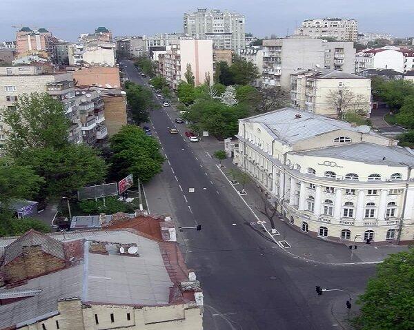 ул. Олеся Гончара