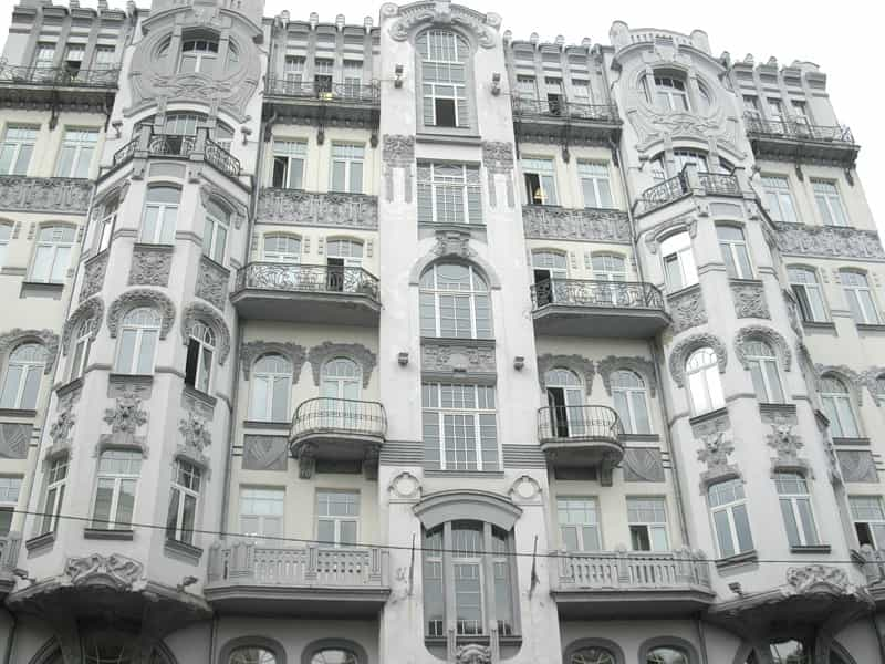 доходные дома Родзянко