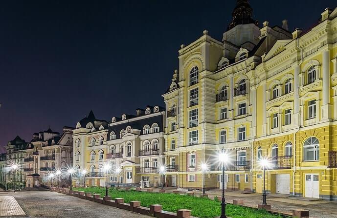 Vozdvizhenskaya Str.