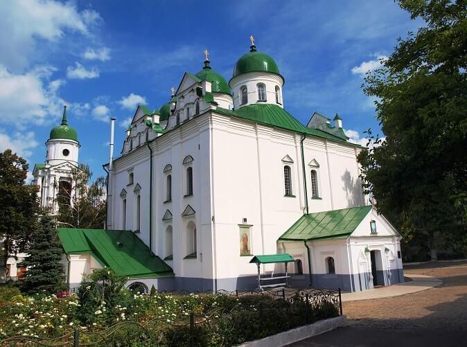 Frolovsky Convent