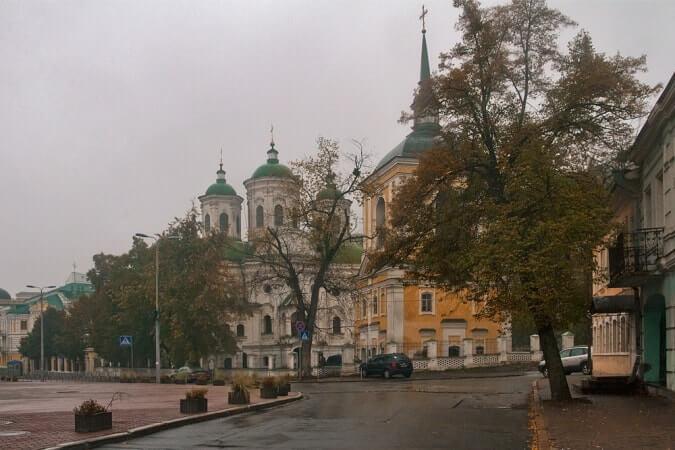 Pokrovskaya Str.