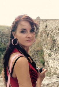 Elena guide in Lviv
