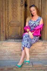 Svetlana guide in Kiev