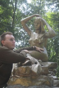 Mikhail guide in Kiev