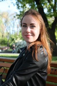 Natalia guides in Odessa