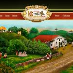 """10-restaurant """"Tsarskoe Selo"""""""