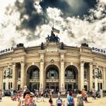 1-ЖД вокзал / Railway Station
