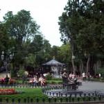 16-городской сад / City Garden