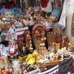"""19- рынок сувениров """"Вернисаж"""" / Market of souvenirs """"Opening Day"""""""