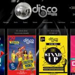 "36-club ""Disco Radio Hall"""