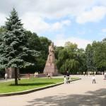26-памятник И. Франко / monument of Ivan Franko