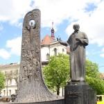 31-памятник Шевченко / monument to Taras Shevchenko