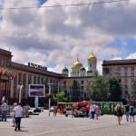 3-площадь Героев Майдана / Area of Heroes of Maidan