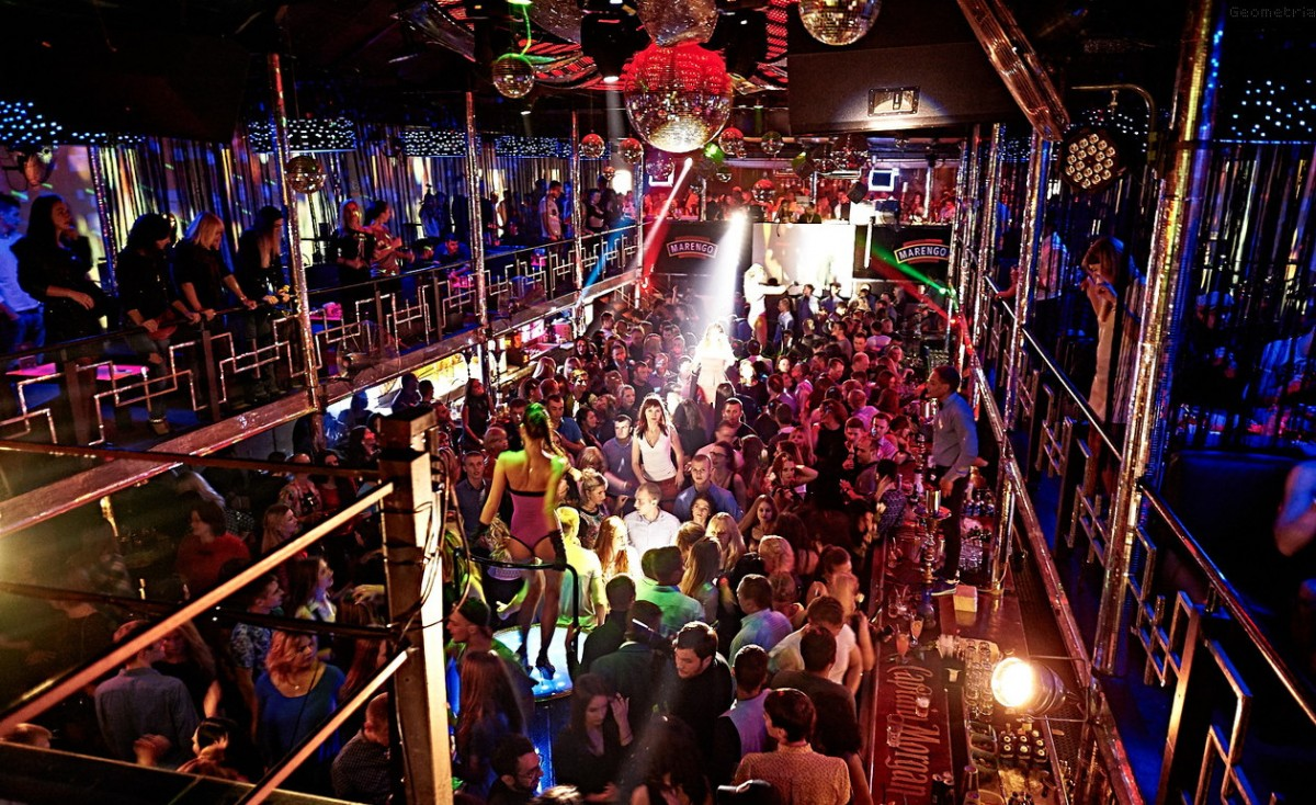 The best night clubs in Kiev: overview, features, interesting facts and reviews of visitors 43