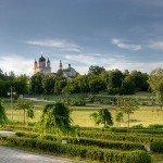 Top 10 parks in Kiev