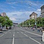 4. Khreshchatyk Street