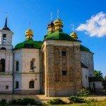 9. The Transfiguration Church (Church of the Savior on Berestov)