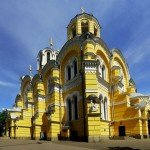 Top 10 cathedrals in Kiev