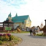 Загородные зоопарки Киева