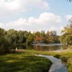 The Holosiivskyi Park named after Maksym Rylsky
