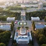 Загородные выставки Киева