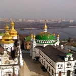 View from Pechersk Bell tower