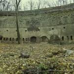 Lower supprting wall