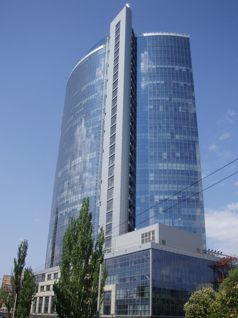 Бизнес-центр «Парус»